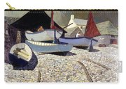 Cadgwith The Lizard Carry-all Pouch by Eric Hains