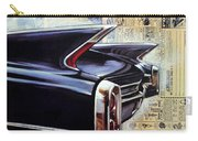 Cadillac Attack Carry-all Pouch