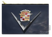 Cadillac Crest Carry-all Pouch