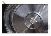 Cadillac Hub Cap   #1069 Carry-all Pouch