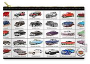 Cadillac La Salle Automotive Poster Carry-all Pouch