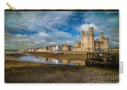Caernarfon Castle Carry-all Pouch
