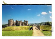 Caerphilly Castle 2 Carry-all Pouch