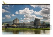 Caerphilly Castle 3 Carry-all Pouch