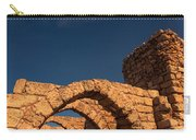 Caesarea Carry-all Pouch
