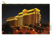 Caesars Palace At Night Carry-all Pouch