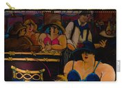 Cafe Bar In Montmartre Carry-all Pouch