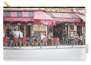 Cafe Conti Carry-all Pouch