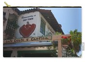 Cafe Coyote Y Cantina Mexican Restaurant Old Town San Diego Carry-all Pouch