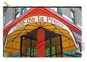 Cafe De La Presse In San Francisco-california  Carry-all Pouch