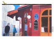Cafe Des Musees Paris Carry-all Pouch