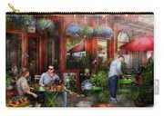 Cafe - Hoboken Nj - A Day Out  Carry-all Pouch