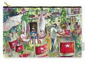 Cafe In Cazorla Carry-all Pouch