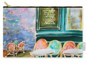 Cafe In Montmartre Carry-all Pouch