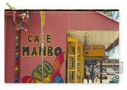 Cafe Mambo Paia Maui Hawaii Carry-all Pouch