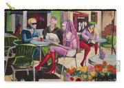 Cafe Marseille Carry-all Pouch