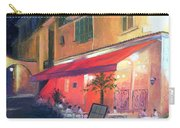 Cafe Scene Cannes France Carry-all Pouch