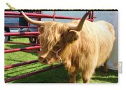 Caged Coo Carry-all Pouch