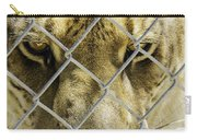 Caged Liger Carry-all Pouch