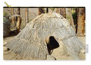 Cahuilla Indian Dwelling In Andreas Canyon In Indian Canyons-ca Carry-all Pouch