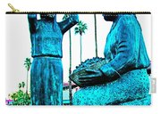 Cahuilla Women Sculpture In Palm Springs-california  Carry-all Pouch