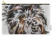 Cairn Terrier Martha Carry-all Pouch