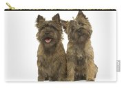 Cairn Terriers Carry-all Pouch