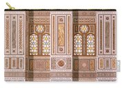 Cairo Interior Of The Mosque Carry-all Pouch