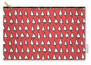 Cal Tree Red Carry-all Pouch
