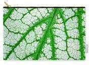 Caladium Leaf  Carry-all Pouch