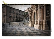 Calahorra Cathedral And Palace Carry-all Pouch