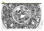 Calendar, 1503 Carry-all Pouch