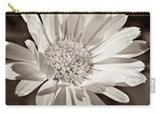 Calendula Carry-all Pouch by Chris Berry