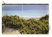 Caleta De Famara Beach Lanzarote Carry-all Pouch