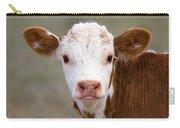 Calf Portrait Carry-all Pouch