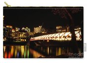 Calgary's Peace Bridge Carry-all Pouch