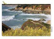 California Coast Overlook Carry-all Pouch
