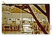 California Coastal Harbor Carry-all Pouch