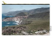 California Coastline Carry-all Pouch