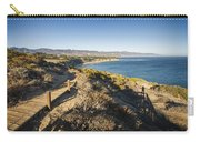 California Coastline From Point Dume Carry-all Pouch