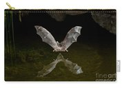 California Long-nosed Bat Flying Away Carry-all Pouch
