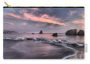 California Pastels Carry-all Pouch by Adam Jewell