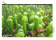 California Pitcher Plant Carry-all Pouch