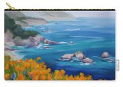 California Poppies Big Sur Carry-all Pouch