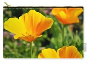California Poppies In October Carry-all Pouch