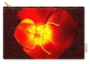 California Poppy By Nadine Johnston Carry-all Pouch