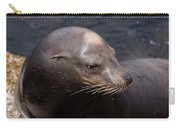 California Sea Lion Carry-all Pouch