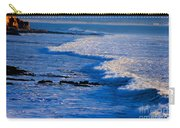 California Pismo Beach Waves Carry-all Pouch