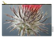 California Thistle Carry-all Pouch