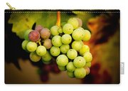 California Winery Grapes Carry-all Pouch